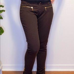 Michael Kors brown jeans